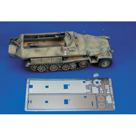 Sd.Kfz. 251C - Part 3 (1/35)