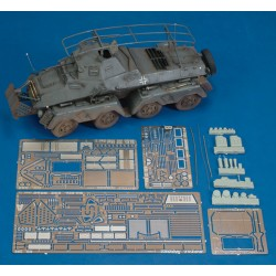 Sd.Kfz. 232 - Part 1 (1/35)