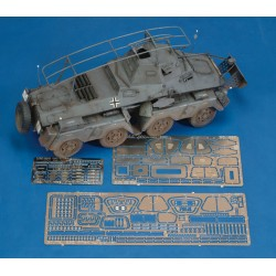 Sd. Kfz. 232 - Part 2 (1/35)