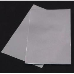 Foglio di metallo adesivo